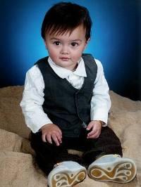 Photo of Aidan.
