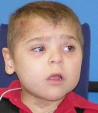 Photo of Jori Lirette, a young boy.