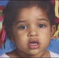 Photo of Erianna Beltran, a toddler girl.
