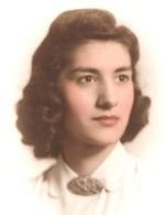 Old-fashioned portrait photo of Michaelina Simonetti.